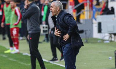 Sivasspor Teknik Direktörü Rıza Çalımbay'dan Galatasaray yorumu!