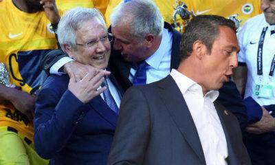 Son Dakika | Fenerbahçe'de Ali Koç basketboldaki efsaneyi bitiriyor! Obradovic…