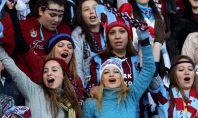 Süper Lig'de en çok kadın seyircisi bulunan stadyum hangisi? Zirvede Trabzonspor…