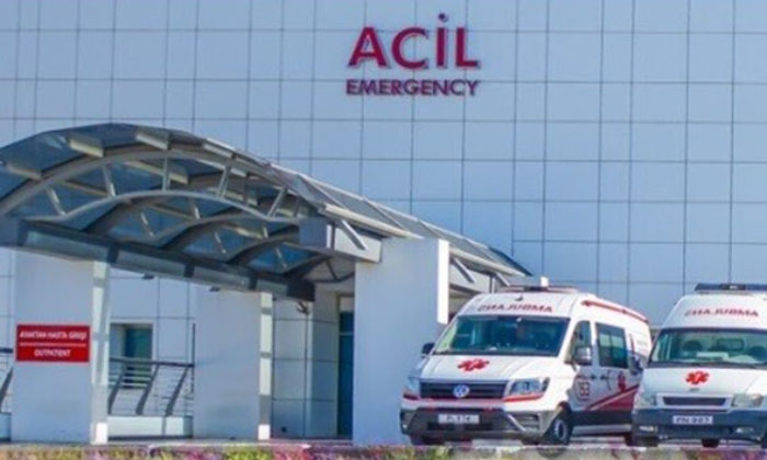 YDU Hastanesi acil servisinde hastalara ücretsiz hizmet veriliyor