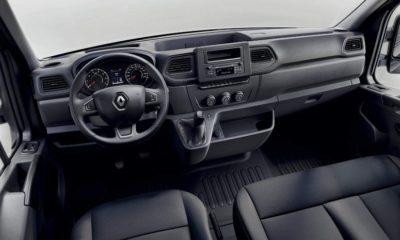 Yeni Renault Master satışa çıkıyor