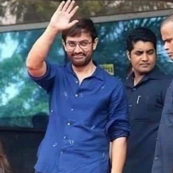 Aamir Khan'dan şaşırtan yardım