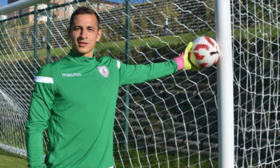 Altınordu kalecisi Erhan Erentürk, ligi ve kulübünü değerlendirdi!