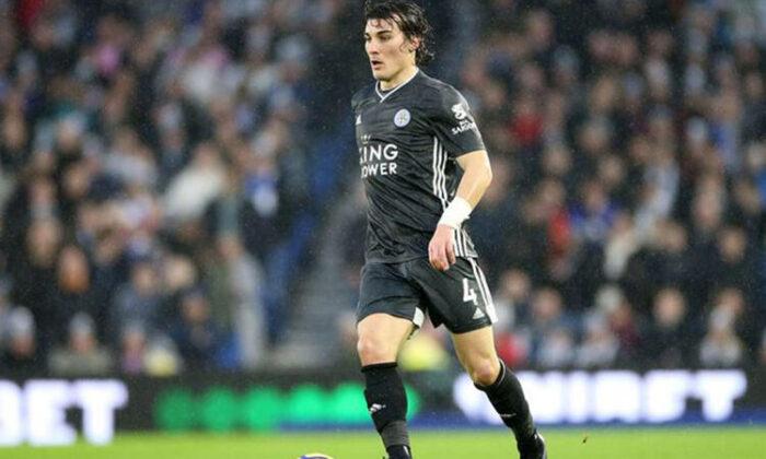 Çağlar Söyüncü: Premier Lig'de oyunculara büyük baskı ve sorumluluk yükleniyor