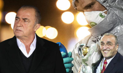 Corona virüs kaynağı farklı mı? Galatasaray Teknik Direktörü Fatih Terim ve Abdurrahim Albayrak…