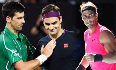 Federer, Djokovic ve Nadal Corona virüse karşı birleşti!