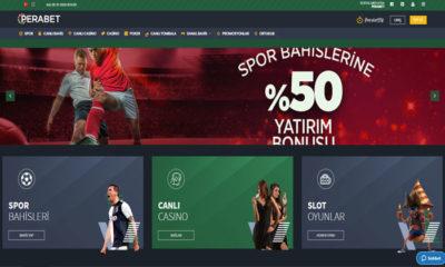 Perabet Online Maç Bahisleri ve Casino