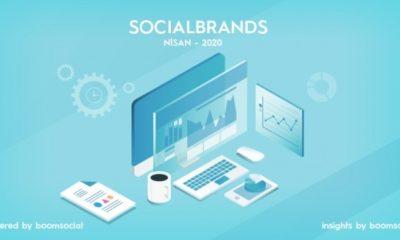 Salgın günlerinde sosyal medyanın en etkili markaları açıklandı!