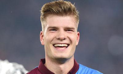 Son dakika | Trabzonspor'da Alexander Sörloth'tan Real Madrid iddialarına yanıt