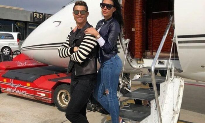Cristiano Ronaldo karantina süresini doldurdu, Portekiz'den İtalya'ya uçtu!