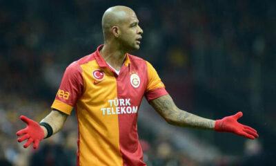 Felipe Melo'dan Fenerbahçe'ye gönderme