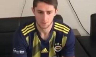 Fenerbahçe'nin yeni transferi İsmail Yüksek formayı giydi!