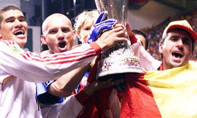 Galatasaray UEFA Kupası zaferinin 20. yılını kutluyor!