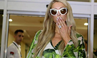 Los Angeles Kings'ten Paris Hilton'a teklif!