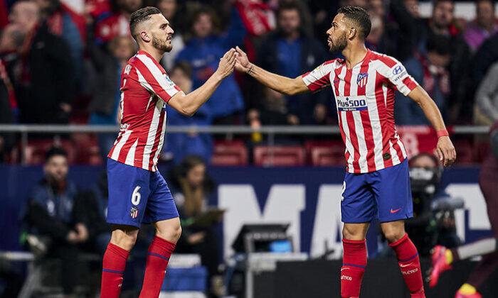 Son Dakika   Atletico Madrid'de Renan Lodi'nin corona virüsü testi pozitif çıktı!