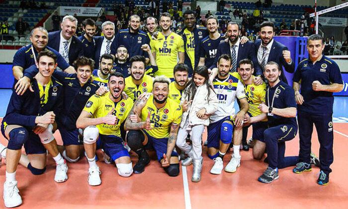 Son Dakika | Fenerbahçe HDI Sigorta: Sezonu lider tamamladık!