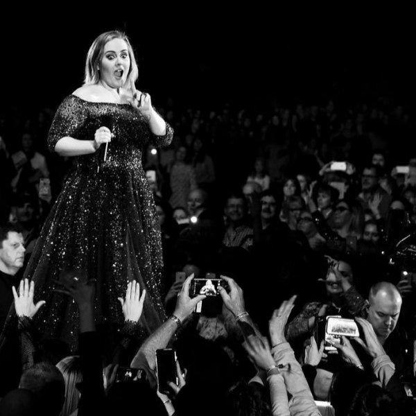Adele'nin yeni görüntüsü şaşırtıyor