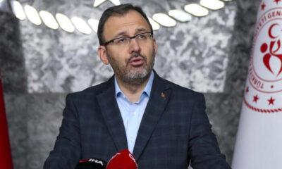 Bakan Muharrem Kasapoğlu 81 ilde antrenörlerle görüştü!