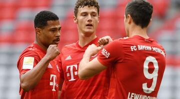 Bayern Münih 5-0 Fortuna Düsseldorf