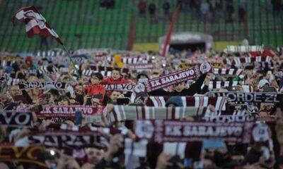 Bosna Hersek'te şampiyon belli oldu! Saraybosna…