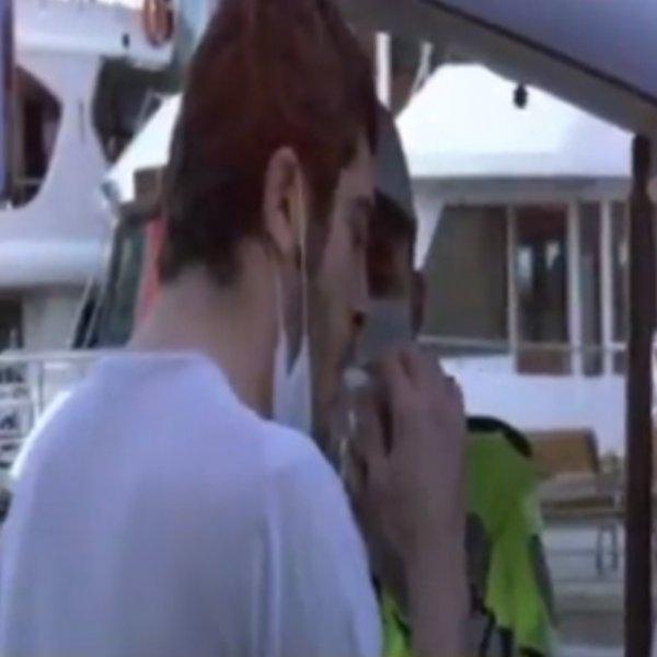 Burak Deniz, alkollü araç kullanıp kazaya karıştı