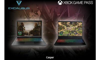 Excalibur bilgisayarlar şimdi Xbox Game Pass üyeliğiyle geliyor