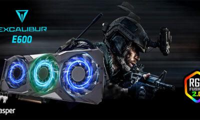 Excalibur E600 oyun bilgisayarı satışta