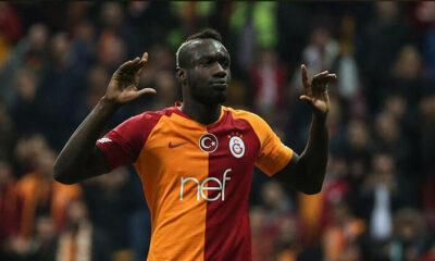 Galatasaray'a 13 milyon Euro'ya gelen Mbaye Diagne'yi 5 milyon Euro'ya alan yok