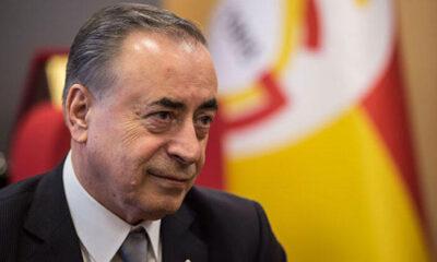 Galatasaray Başkanı Mustafa Cengiz'e torun morali