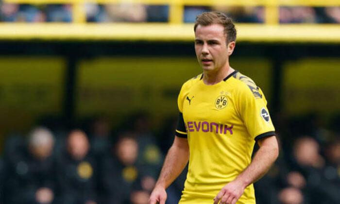 Mario Götze'nin Dortmund serüveni sona eriyor! Sezon sonunda serbest…