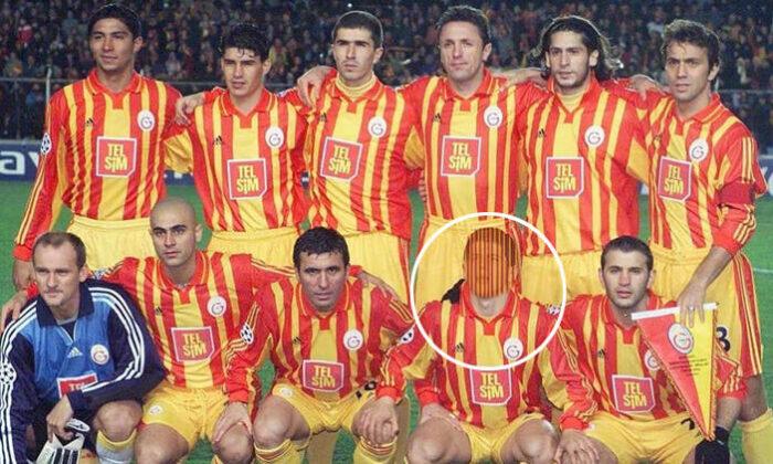 Mario Jardel, Emre Belözoğlu'nu Galatasaray fotoğrafından sansürledi!