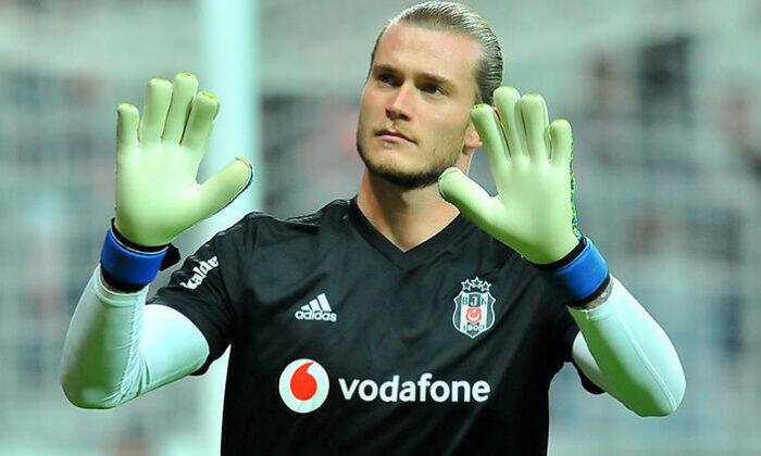 Son dakika haberi: Beşiktaş'tan Loris Karius'a rest!