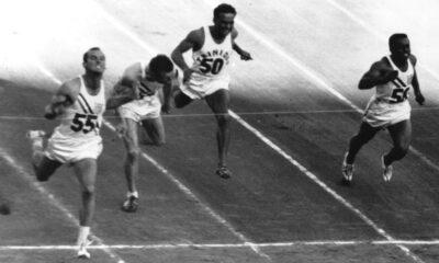 Son dakika   Olimpiyat şampiyonu efsane atlet Bobby Morrow hayatını kaybetti