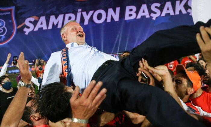Başakşehir Başkanı Göksel Gümüşdağ'dan şampiyonluk yorumu