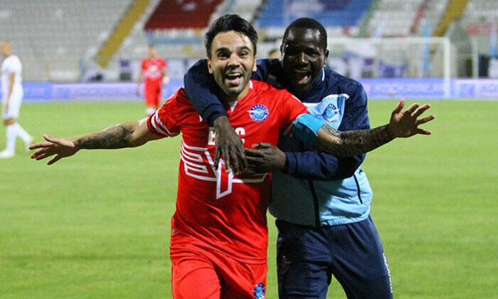 BB Erzurumspor 1-2 Adana Demirspor   Maçın özeti ve golleri