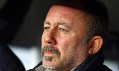 Beşiktaş'ta puan avcısı Sergen Yalçın
