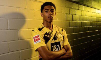 Borussia Dortmund, Jude Bellingham'ı 25 milyon Euro'ya transfer etti