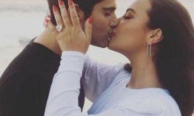 Demi Lovato'nun nişan yüzüğü