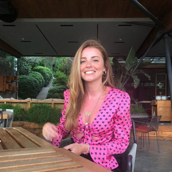 Ezgi Eyüboğlu: Seda Hanım'ı ilk kez izledim