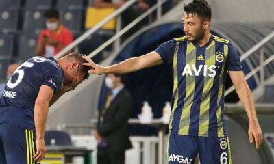 Fenerbahçe'de Tolgay Arslan yine 90 dakika sahada kalamadı!