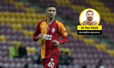 Galatasaray'da stoper yetiştirmek gelenek!