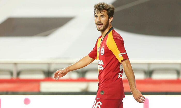 Galatasaraylı Marcelo Saracchi: 'Pandemi olmasaydı şampiyon olabilirdik'