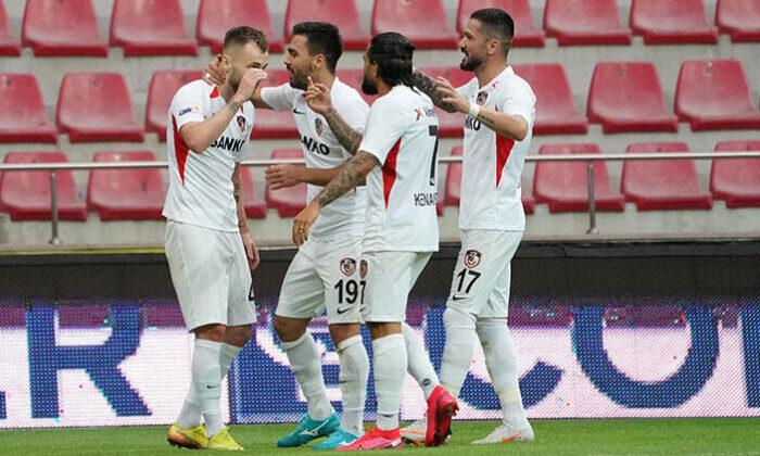 Gaziantep FK'de Kasımpaşa öncesi tek eksik!