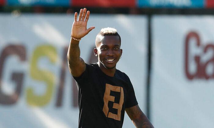 Henry Onyekuru'dan Galatasaray'a veda mesajı