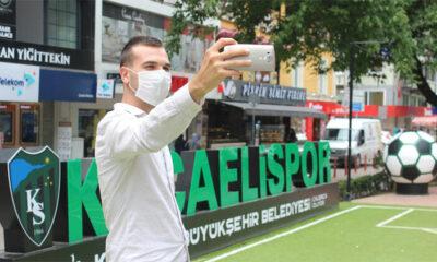 Kocaelispor taraftarı Süper Lig yolunu gözlüyor