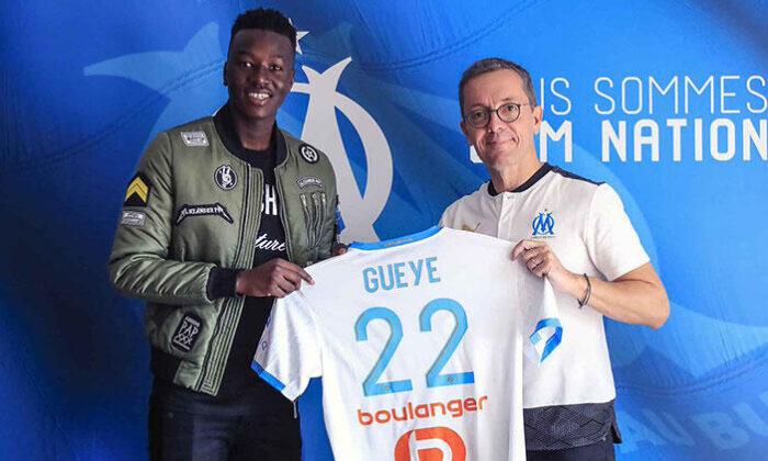 Marsilya, Pape Gueye'yi transfer etti