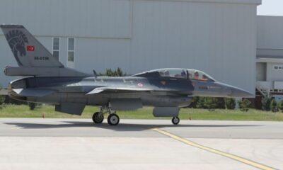 Savunma Sanayii Başkanlığı: 'F-16'larımızın ömürlerini uzatıyoruz'