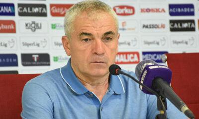 Sivasspor Teknik Direktörü Rıza Çalımbay: Şampiyon olabilirdik'