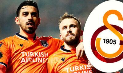 Son Dakika | Başakşehir'de şampiyonluk sonrası gündem Edin Visca ve İrfan Can Kahveci!