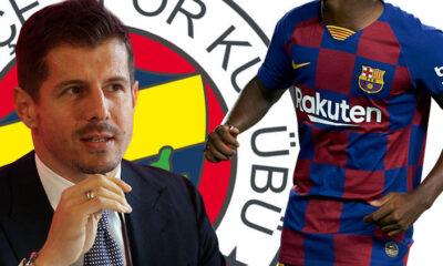 Son Dakika | Fenerbahçe, Barcelona'dan iki yıldız adayını kiralıyor! Moussa Wague ve Jean-Clair Todiba…